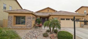 Currently on the market in Litchfield Park , Az